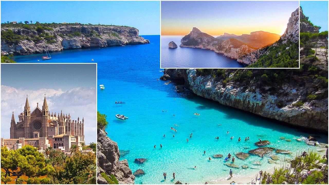 Dovolená Mallorca