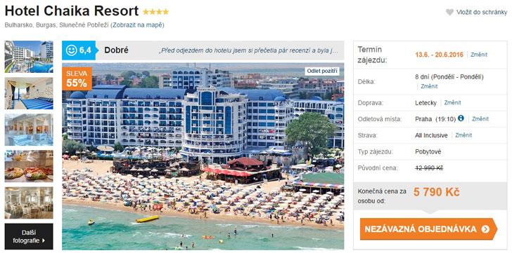 bulharsko_all-inclusive_dovolena_chaika