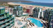 Grand hotel, Primorsko, Bulharsko