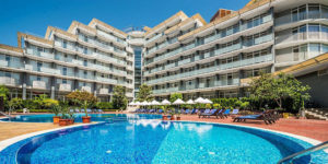 Hotel Perla, Slunečné pobřeží, Bulharsko
