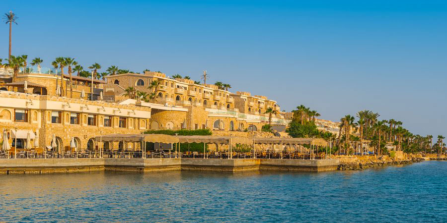 Egypt, Hurghada, Albatros Citadel Sahl Hasheesh
