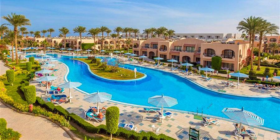 Hotel Ali Baba Palace, Hurghada, Egypt