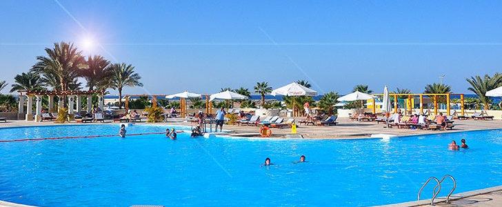 Hotel Coral Beach, Hurghada, Egypt