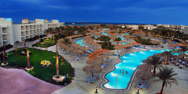 Hotel Hilton Long Beach, Hurghada,Egypt