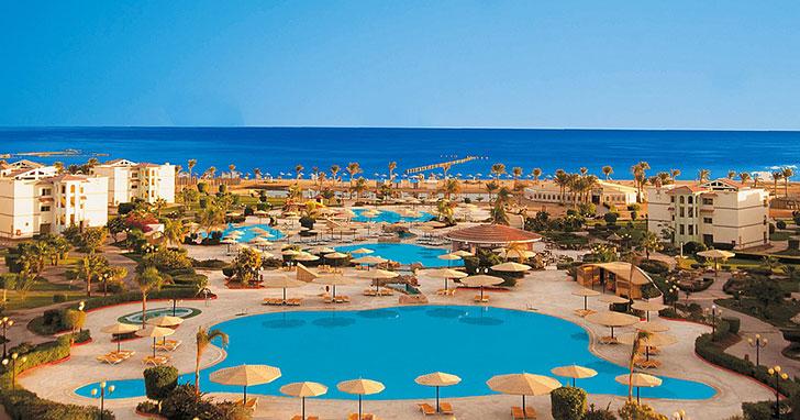 Hotel Makadi Bay, Hurghada, Egypt