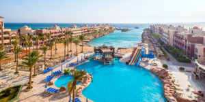 Sunny Days El Palacio Resort, Hurghada, Egypt