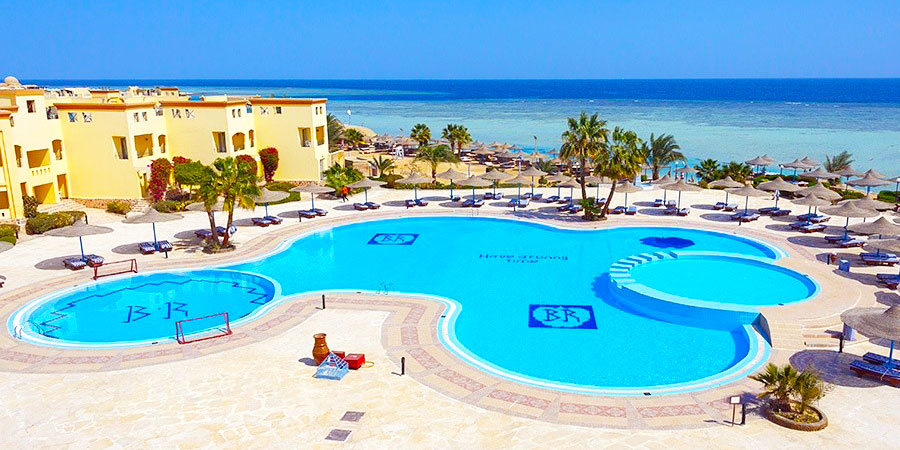 Egypt, Marsa Alam, Blue Reef Resort