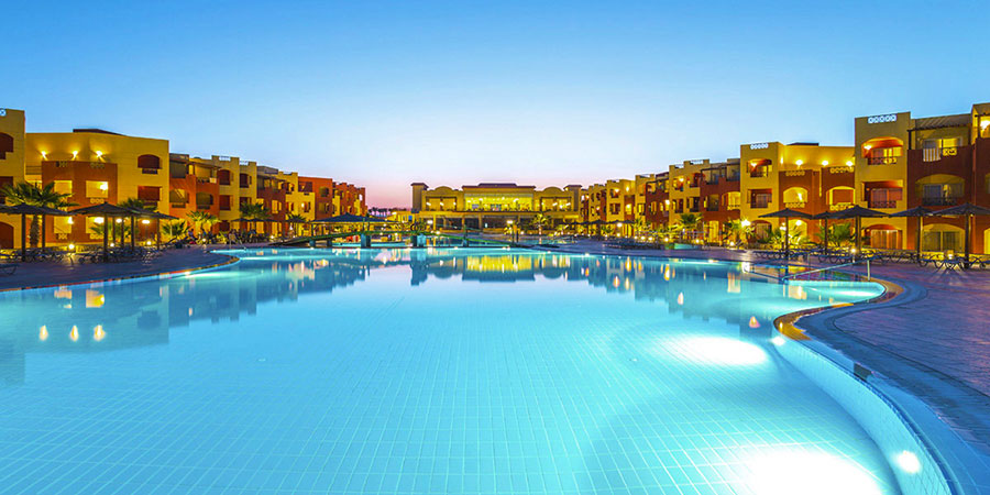 Egypt, Marsa Alam, Royal Tulip Beach Resort