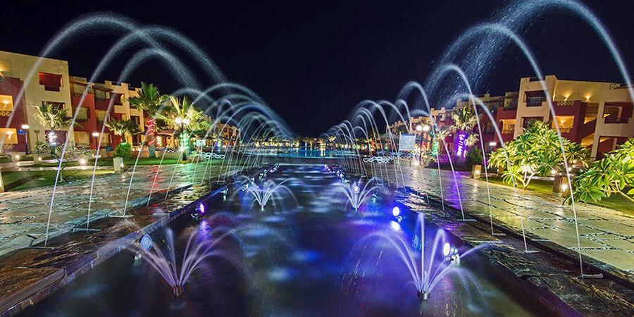 Egypt, Marsa Alam, Royal Tulip Beach Resort