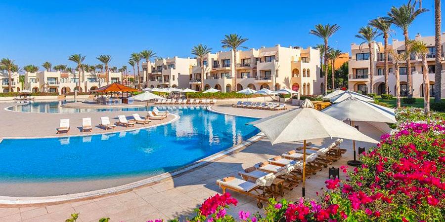 Egypt, Sham el-Sheikh, Cleopatra Luxury Resort