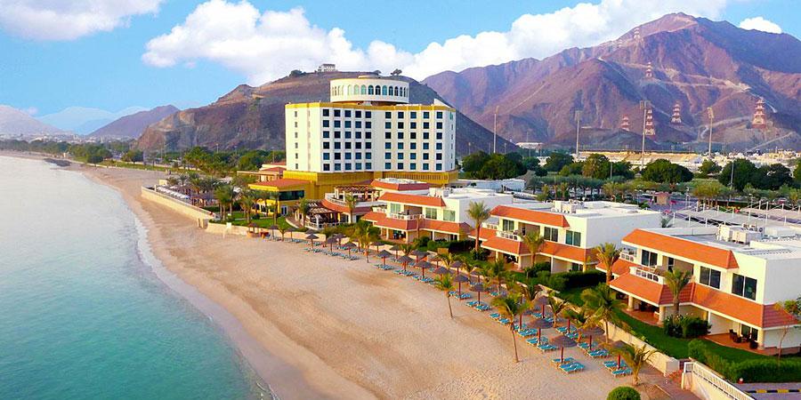 Hotel Oceanic Khorfakkan Resort & Spa, Fujairah, Emiráty