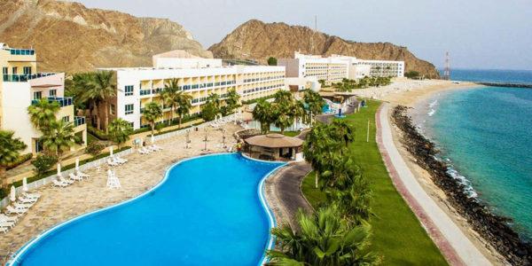 Radisson Blu Resort, Fujairah, Emiráty