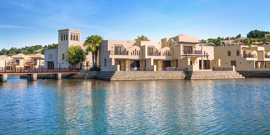 Hotel Cove Rotana Resort, Ras Al Khaimah, Emiráty