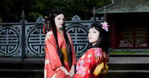 Japonská kultura by Omarukai: flickr.com/photos/alarzy/5050148151, CC BY 2.0
