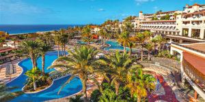 Hotel Occidental jandia Mar, Fuerteventura, Kanárské ostrovy