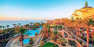 Hotel R2 Rio Calma, Costa Calma, Fuerteventura, Kanárské ostrovy