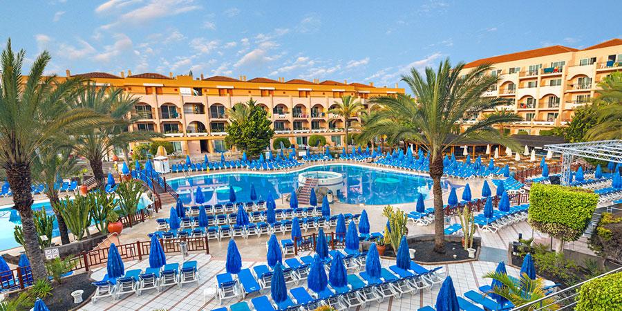 Hotel Dunas Mirador, Gran Canaria, Kanárské ostrovy