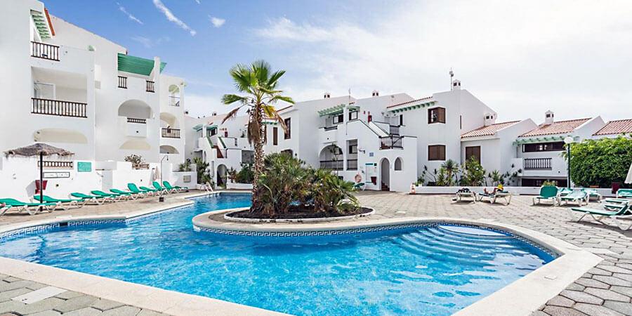 Hotel Blue Sea Callao Garden, Tenerife, Kanárské ostrovy