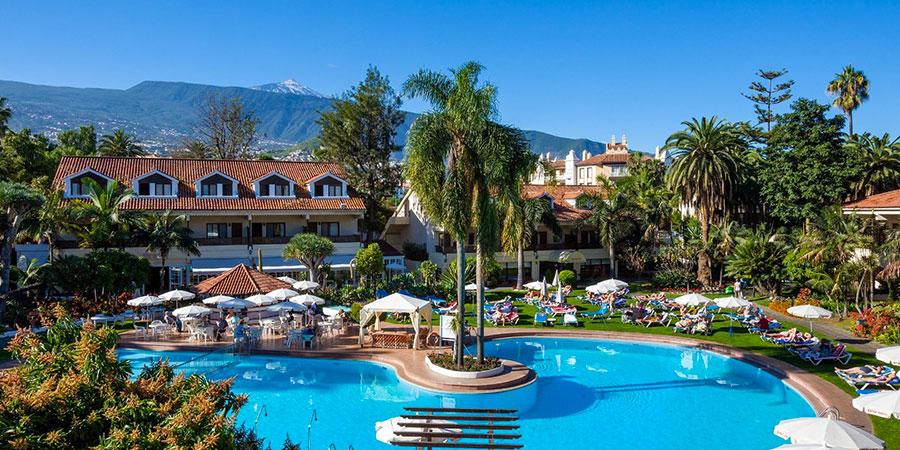 Hotel Sol Parque San Antonio, Tenerife, Kanárské ostrovy