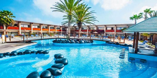 Hotel Oasis Atlantico Belorizonte, Sal, Kapverdské ostrovy