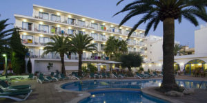Hotel Elegance Vista Blava, Cala Millor, Mallorca, Španělsko