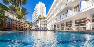 Hotel Globales Palmanova Palace, Mallorca, Španělsko