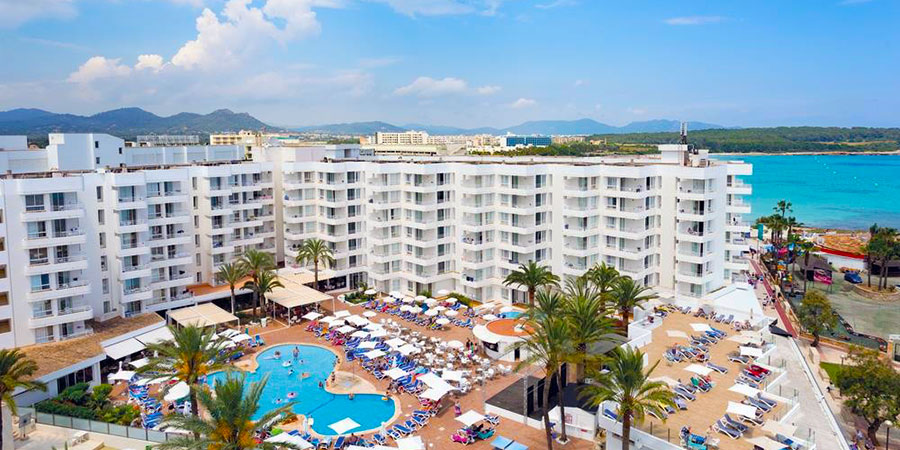 Hotel Palia Sa Coma Playa, Mallorca, Španělsko