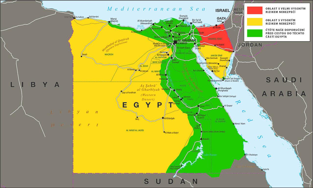 Bezpecnost V Egypte Aktualne 2020 Doporuceni Pred Cestou