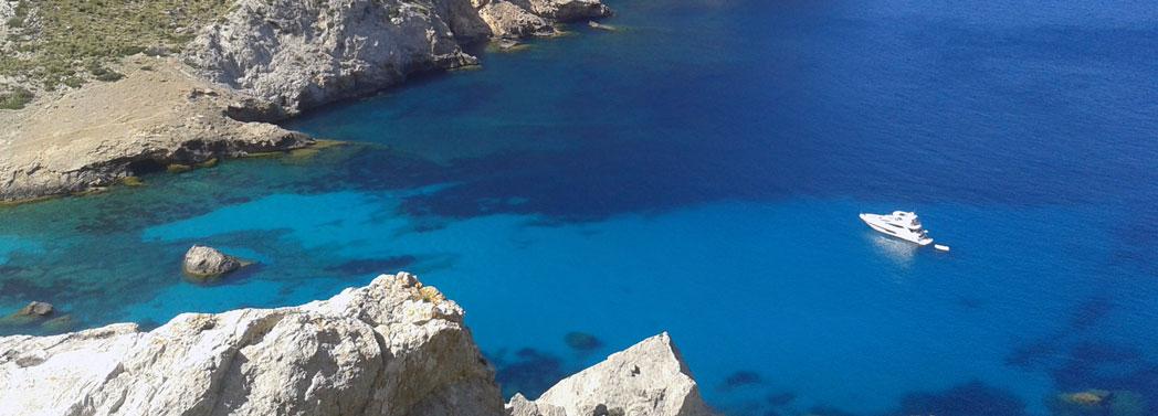 Záliv Cala Figuera, Mallorca