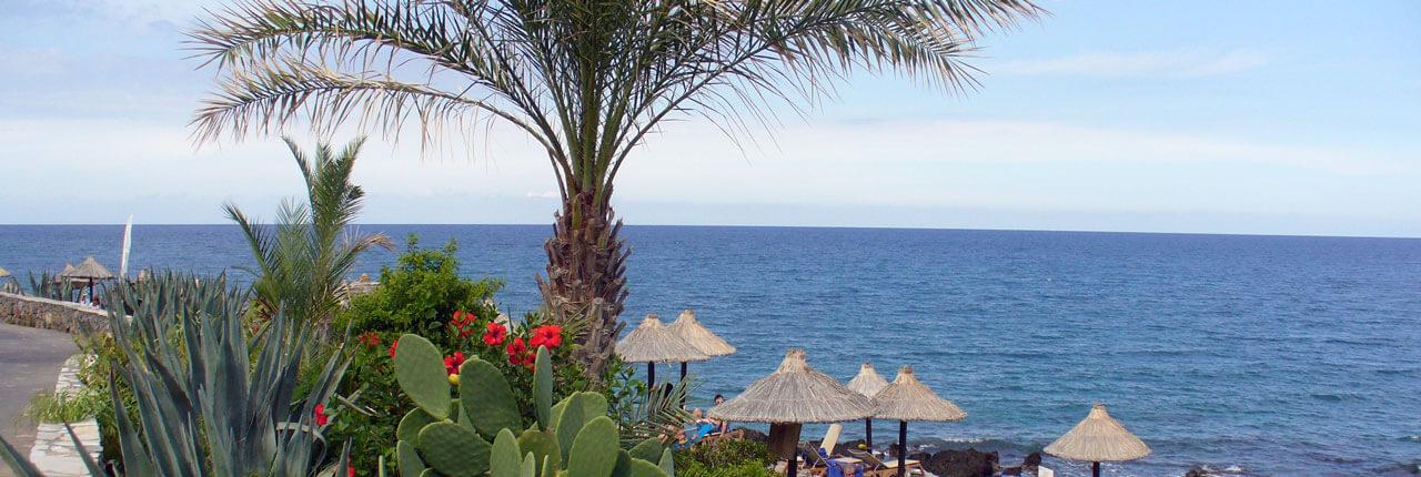 Moře na ostrově Kréta