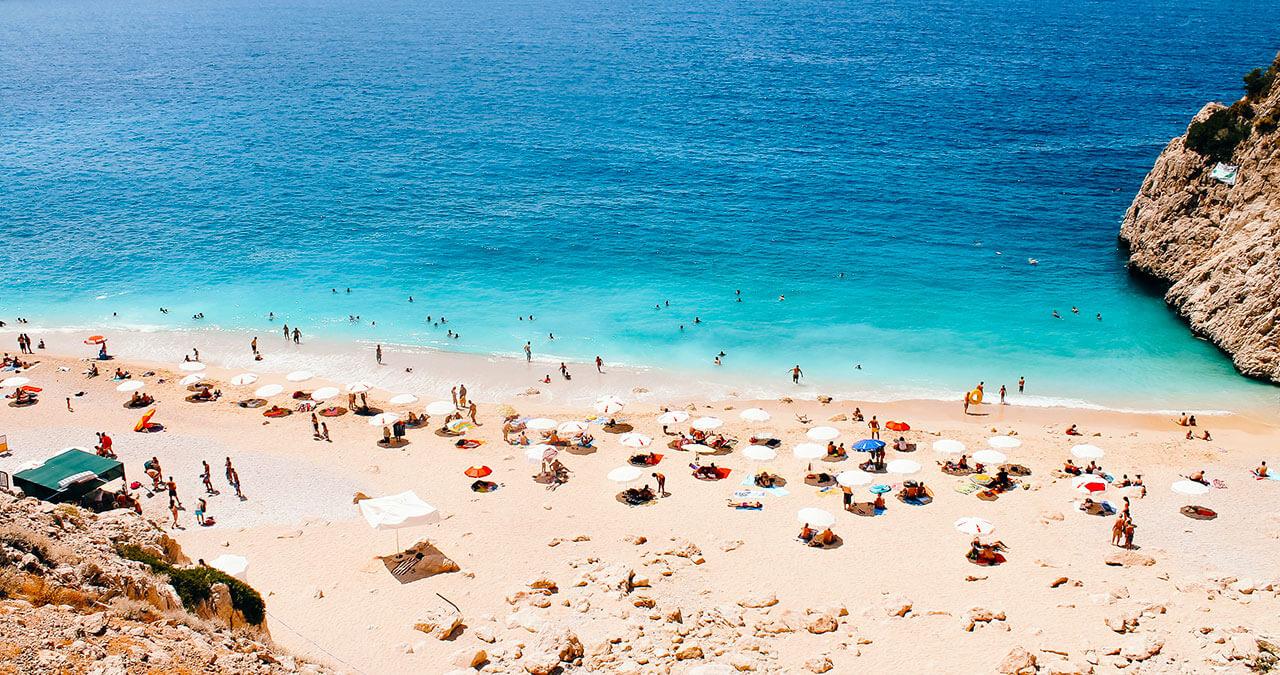 2350d7e2dd8 Nejkrásnější pláže Turecko - TOP 6 pláží