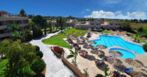 Roselands hotel, ostrov Kos, Řecko
