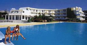 Hotel Lambi, Ammoudara, Kréta, Řecko