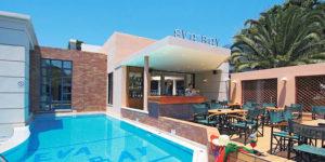 Hotel Eva Bay, Kréta, Řecko