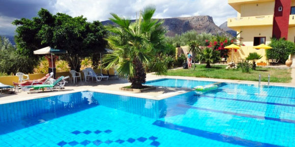 Hotel Stork, Kréta, Řecko
