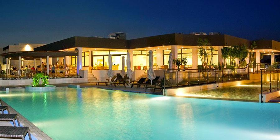 Hotel Anavadia, Rhodos, Řecko
