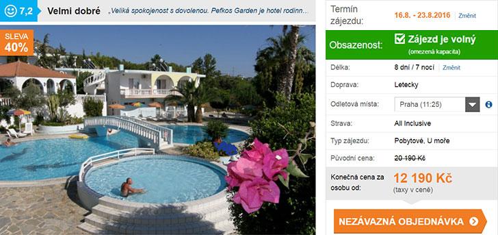 recko_rhodos_last_minute_zajezdy_pefkos_garden