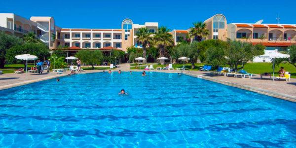 Hotel Marianna Palace, Rhodos, Řecko