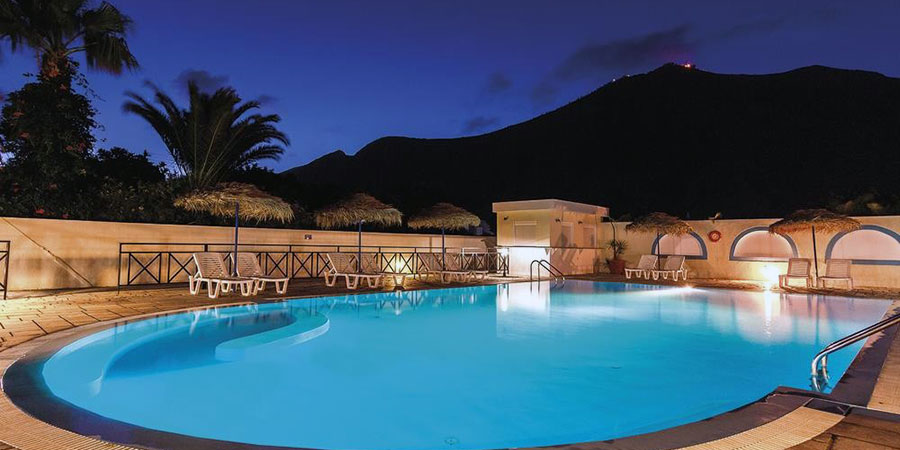 Hotel Mary Bill, Santorini, Řecko