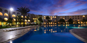 Hotel Sidi Mansour, Djerba, Tunisko