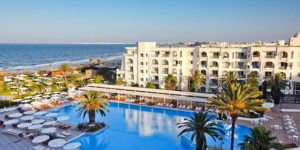 Hotel El Mouradi Mahdia, Mahdia, Tunisko
