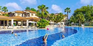 Turecko, Side, hotel Cooee Serra Garden